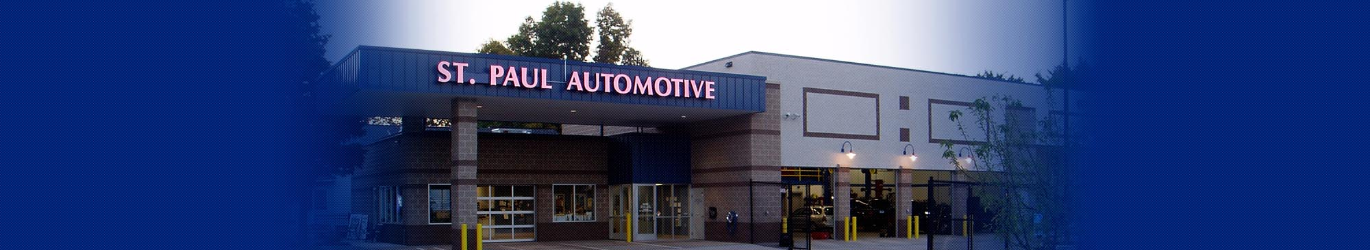 St. Paul Automotive