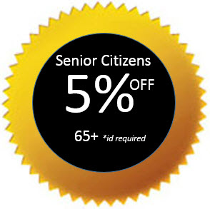 Automotive Repair Senior Citizen Discounts