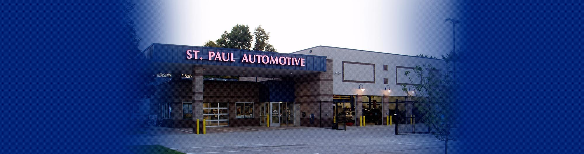Auto Repair in St. Paul