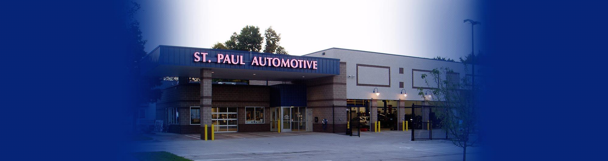 Auto Repair in St. Paul