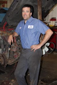 Scott McClure - Owner