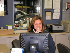 Wendy Neubauer - Office Manager